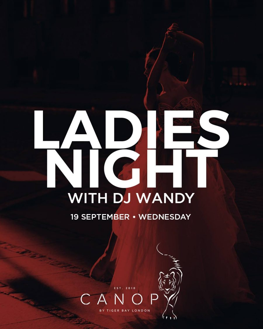 Ladies Night – Every Wednesday