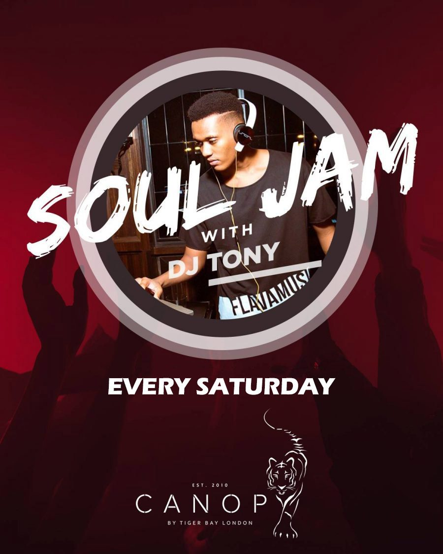 Soul Jam – Every Saturday