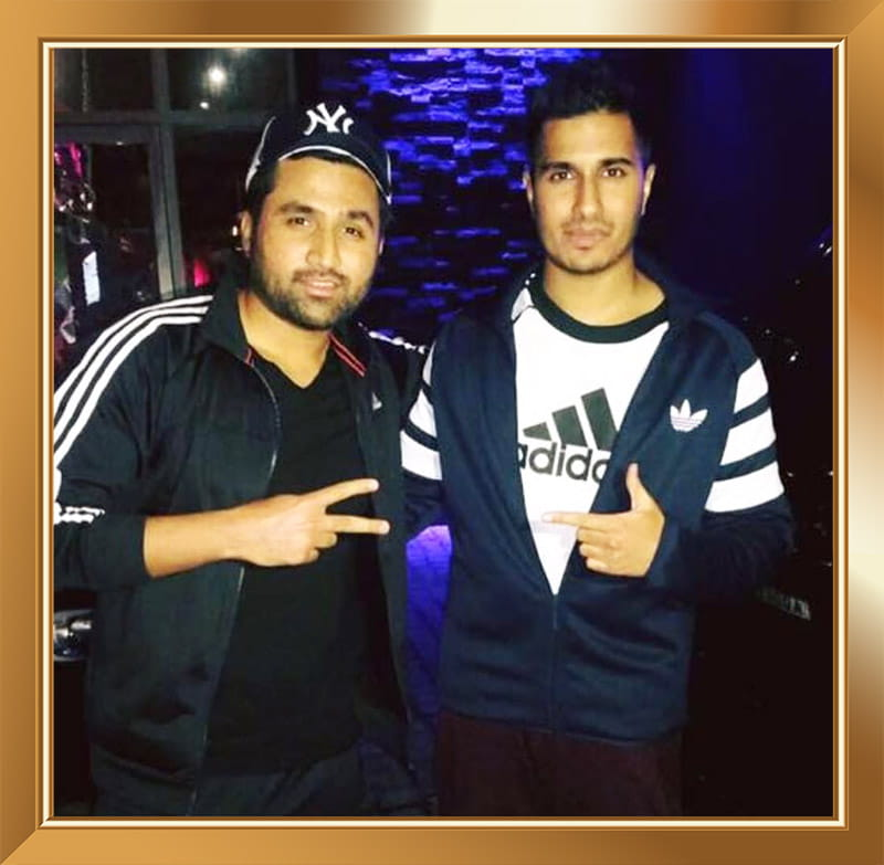 Tigerbay Shisha Lounge Falak x Arjun