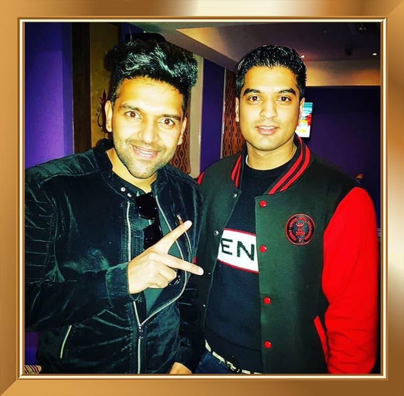 Tigerbay Shisha Lounge Guru Randhawa