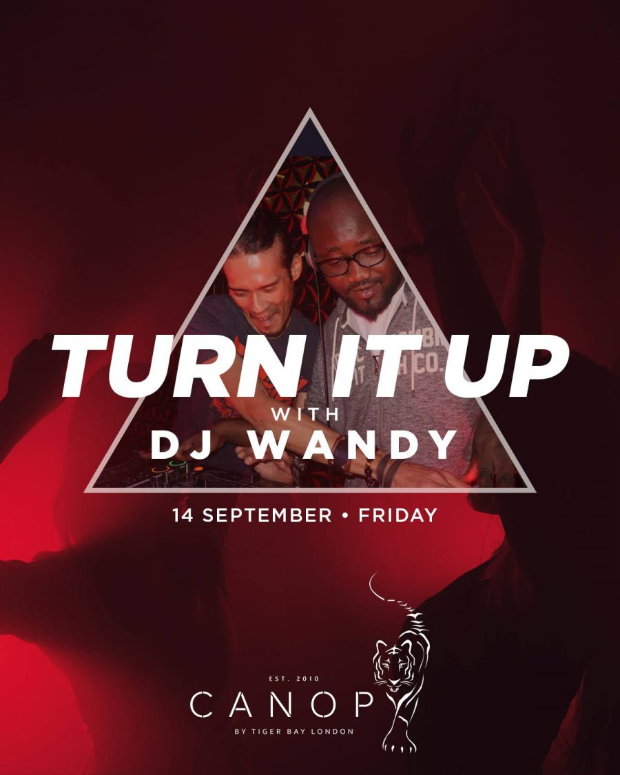 Turn It Up – Every Friday