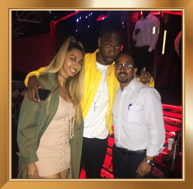 Tigerbay Shisha Lounge Jay Pharoah & Sonna Relé