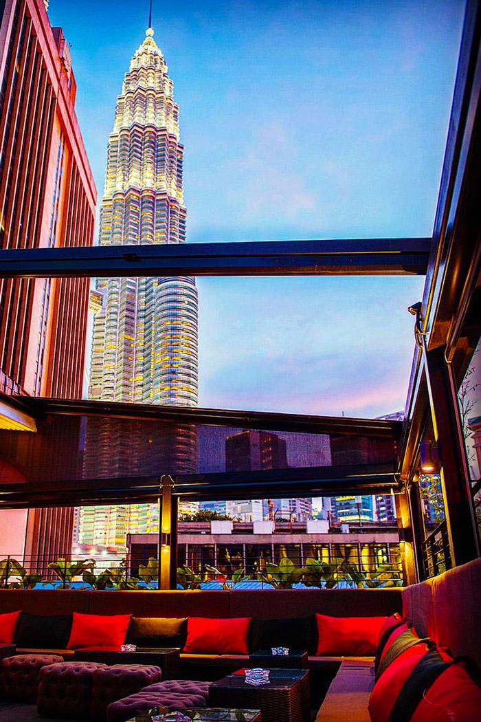 Canopy Lounge Best Rooftop Bar Lounge In Kuala Lumpur My